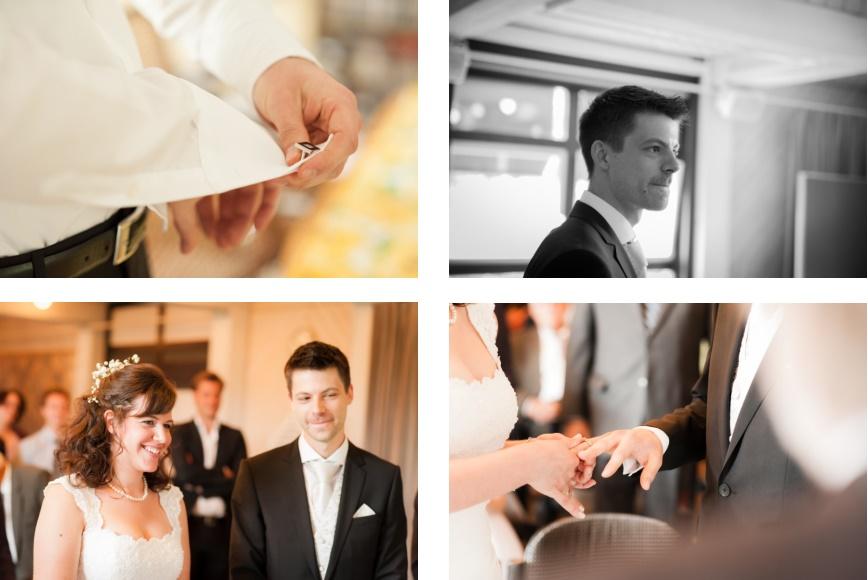 standesamtliche Trauung Hochzeitsfotos